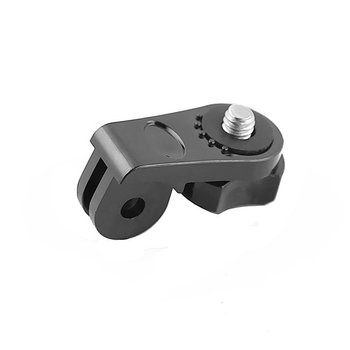 Conversion Adapter Mini Tripod Screw Mount Fixing Accessories for Go Pro YI Sports Action Camera image