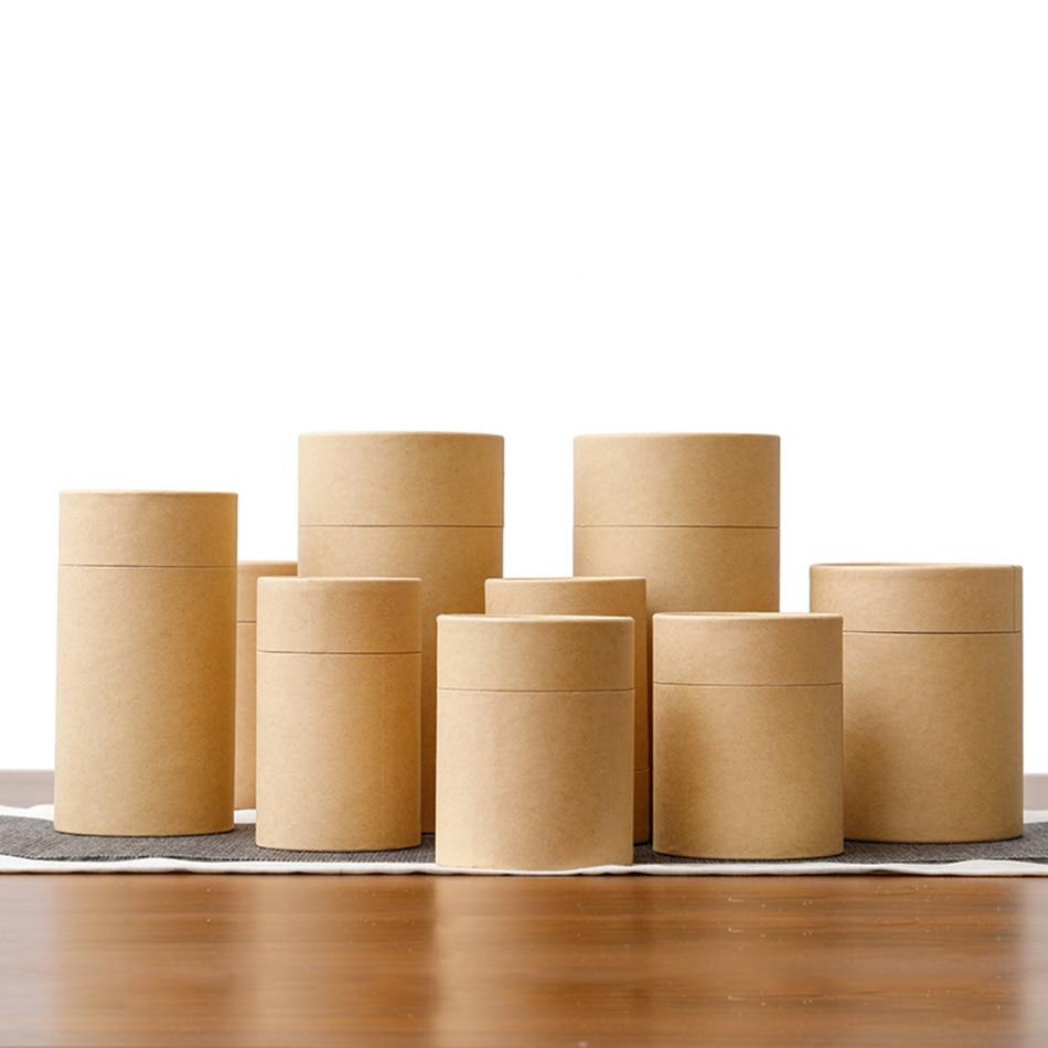 Xin Jia Yi Packaging Gift Box Custom Made Durable Cosmetic Perfume Circular Cardboard Paper Gift Packing Paper Can