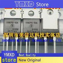 10ชิ้น/ล็อตใหม่DSEP8 12A 10A1200V RectifierไดโอดTO 220ในสต็อก
