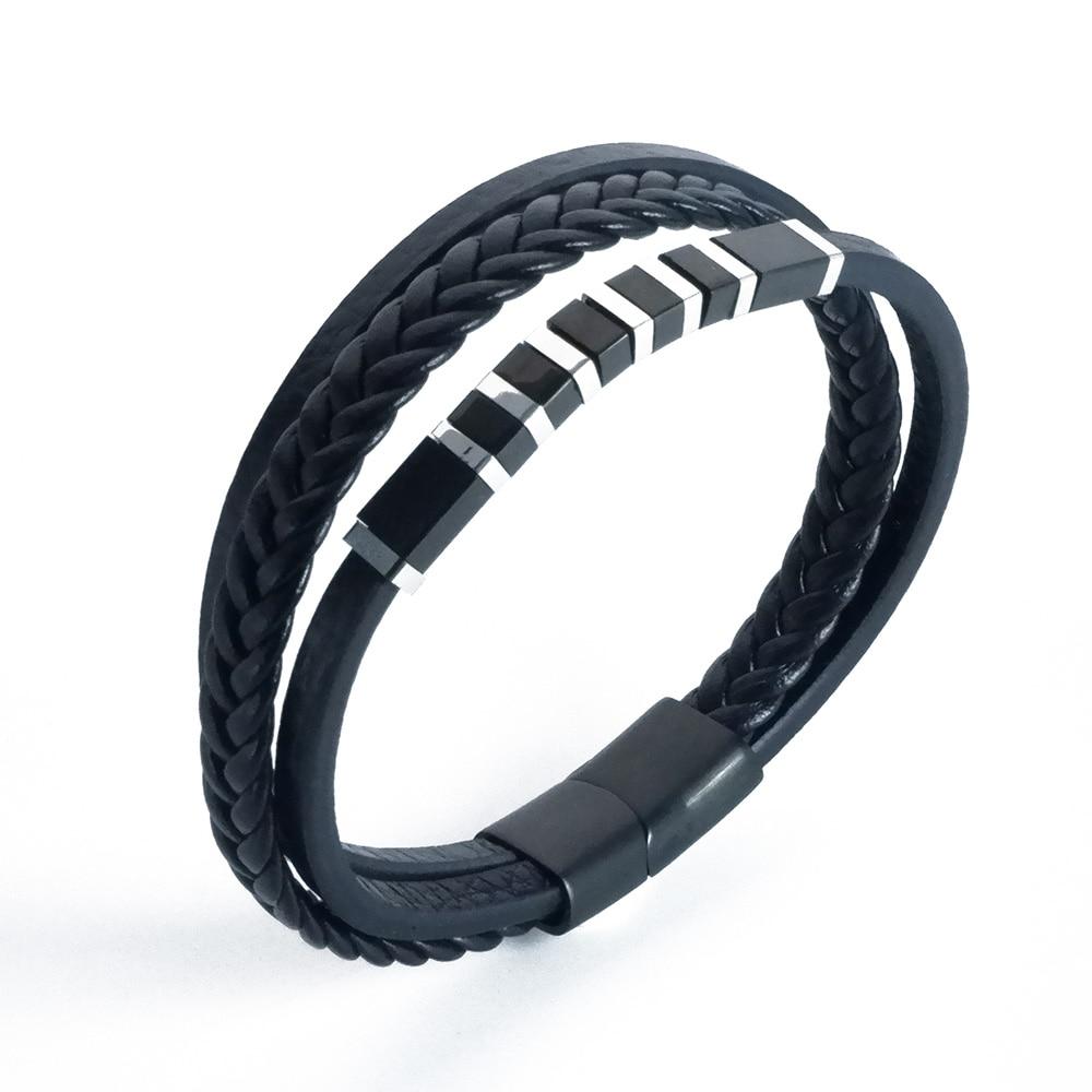 real leather Bracelet (1)