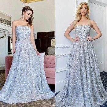 and the United States women's dress wish amazon hot style sexy hot silver sleeveless dress dress that wipe a bosom
