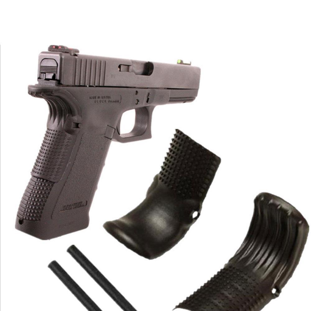 1P Neu Aluminum Grip Adapter Base Für PRO Plus Magwell Glock 17 22 Gen1//2//3//4