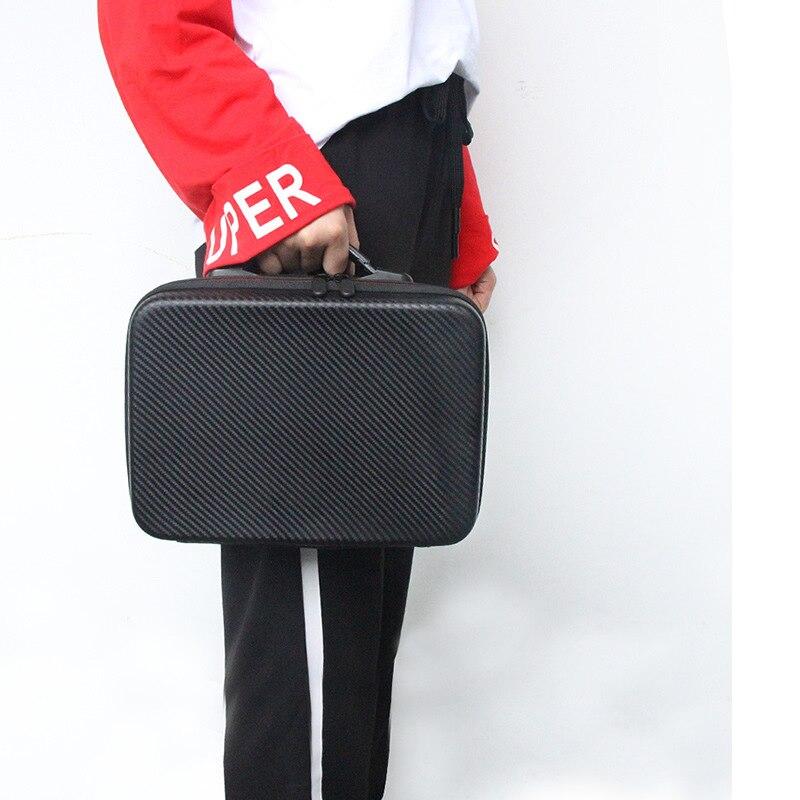Dji Yulai Mavic Air Suitcase Unmanned Aerial Vehicle Hand Storage Multi-functional Pu Waterproof Bag