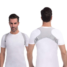 Upper Back Support Men Women Posture Corrector Adjustable Correction for Spine Shoulder Neck Medical Corset