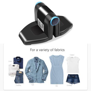 Image 5 - Folding Portable Iron Compact Touchup And Perfect Mini Electric Foldable Travel Iron Foldable Iron For Collar Drop/ship