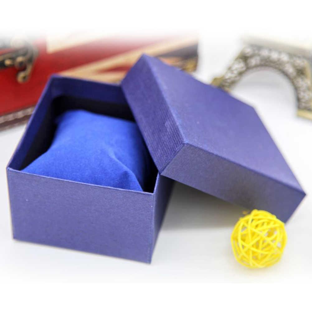 ساعة صندوق مجوهرات ساعة معصم دائم غطاء واقٍ مزخرف لهاتف آيفون صندوق هدية مربع صندوق ل سوار الإسورة صناديق هدية صندوق صندوق تخزين
