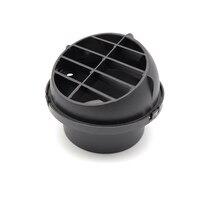 75mm 60mm aquecedor de ar quente aquecedor de estacionamento ventilação de ar do carro aquecedor de ar direcional rotatable para peças de automóvel do caminhão de webasto|Peças do aquecedor| |  -