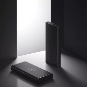 Image 4 - Xiaomi Wireless Power bank 10000mAh PLM11ZM USB Type C Mi Powerbank 10000 Qi Fast Wireless Charger Portable Charging Poverbank