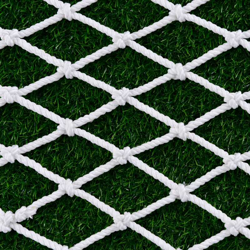 Grid 3/5/10cm Nylon Safety Net Balcony Railing Fence Children Stairs Anti Falling Safety Netting DIY Plant Flowers Protection 1m