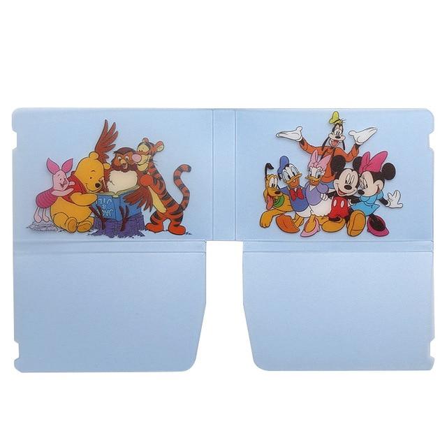 2pcs/lot Kids Disposable Mask Storage Box Plastic Portable Dustproof Mouth Face Cover Container Case Storage Organizer 2