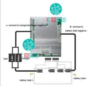 Image 3 - Placa de protección de batería de litio Lifepo4, 16S, 17S, 60A, 80A, 100A, 150A, BMS, Balance de 60V, 48V