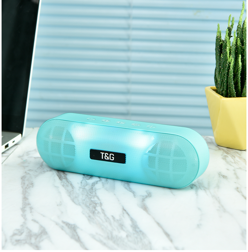 LED Metal Bluetooth Outdoor Speaker-Super Bass H53a00de6953a43e6a8f9a0c705f27243m speaker