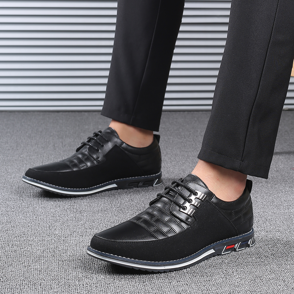 H53a0977e9ad74c2d81ba4908fa4d662fd 2019 New Big Size 38-48 Oxfords Leather Men Shoes Fashion Casual Slip On Formal Business Wedding Dress Shoes Men Drop Shipping