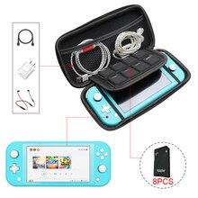 Новинка для Nintendo Switch Lite сумка для хранения для переключателя мини протектор чехол для Nintendo Switch мини аксессуары