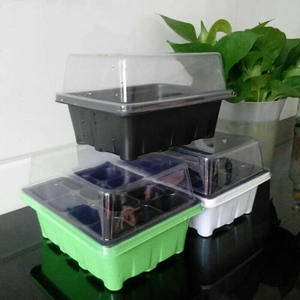 12 Cells Seedling Starter Tray
