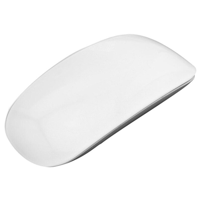 Ergonomic Slim Arc Bluetooth Press Mouse Wireless Magic Mouse Optical Ultra Thin Mice For Apple Mac Pc Laptop Mice     - title=