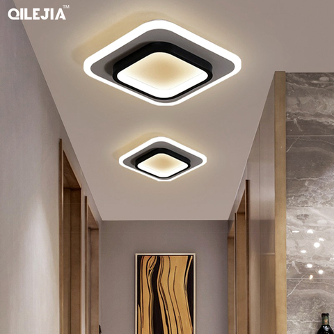lampada do teto led de metal moderna para casa moderna para teto para quarto para