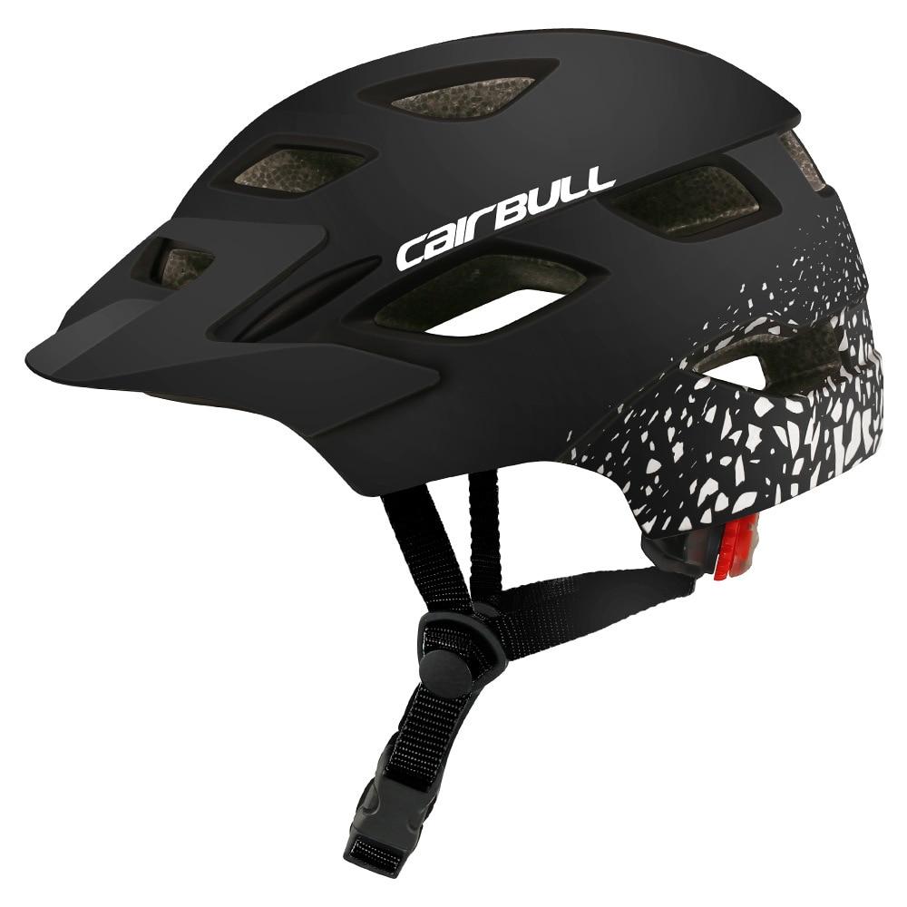Купить с кэшбэком 2020 Cairbull Children Cycling Helmet Youth Mountain Road Bike Helmets MTB Ultralight Safety Kids Bicycle Helmet With Taillights