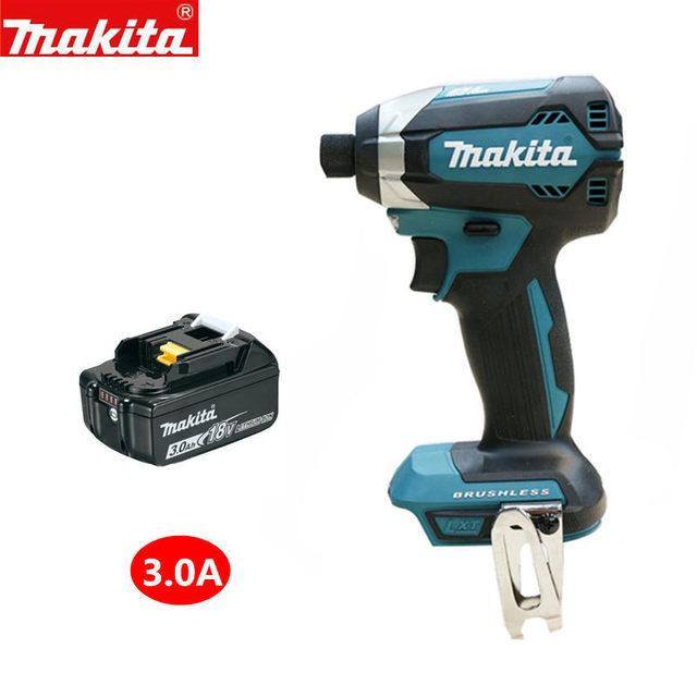 Makita DTD152Z 18V LXT TD152D DTD152 DTD152RME DTD152RFE  Replaces for DTD146Z DTD146 BTD146 BTD140 Cordless Impact Driver 1