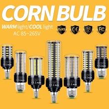 B22 LED Corn Bulb E27 Light LED Bulb 3.5W 5W 7W 9W 12W 15W 20W Bombilla E14 LED Lamp 220V High Brightness Light No Flicker 5736