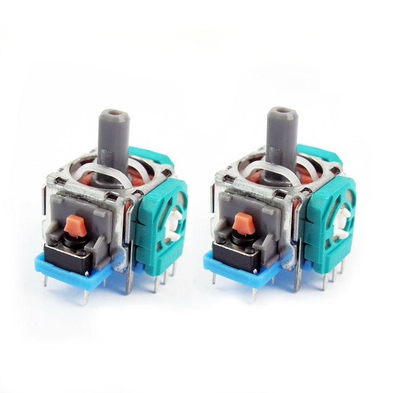 2/5/10 шт Замена 3D контроллер аналоговый джойстик палка Сенсор модуль для PS4 джойстики игры аксессуары джойстики DJA88