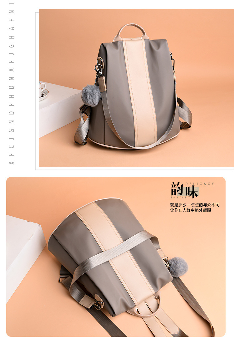 H53a2630aa72540ceb483478e5ebf9f69X 2019 Women Leather Anti-theft Backpacks High Quality Vintage Female Shoulder Bag Sac A Dos School Bags for Girls Bagpack Ladies
