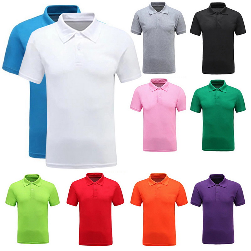 MJARTORIA Men Polo Shirt Casual Short Sleeve Male Cotton Shirt Print Slim Fit Camisa Polo Shirt New Summer Male Clothes 2020