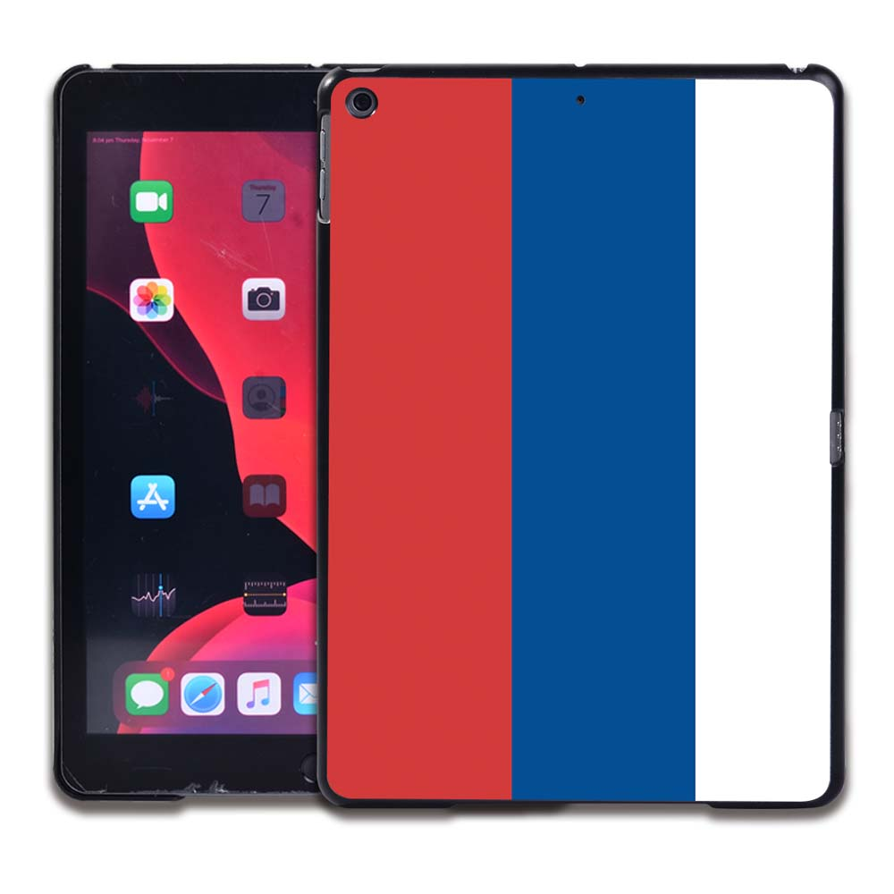 2.Russian flag Other Tablet Hard Back for Apple IPad 8 2020 8th Gen 10 2 A2270 A2428 Z2429 Z2430