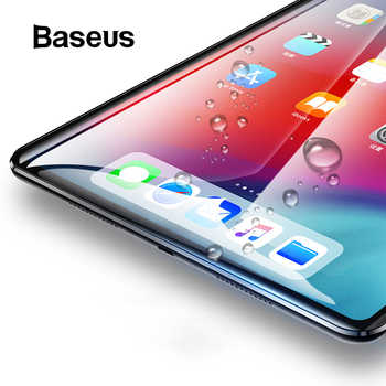 Baseus 0.3mm Tempered Glass For Apple iPad Pro 11'' 12.9'' 2018 Protective Glass 9H Scratch Proof Tablet Glass For iPad Pro 2018 - DISCOUNT ITEM  30% OFF All Category