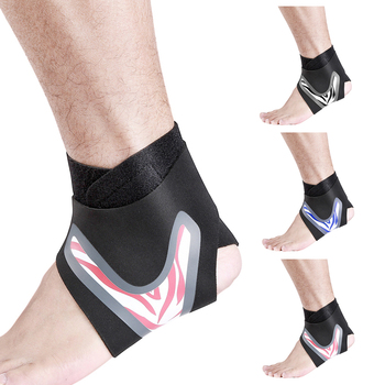 1PC Ankle Support Brace,Elasticity Free Adjustment Protection Foot Bandage,Sprain Prevention Sport Fitness Guard Band Prevention
