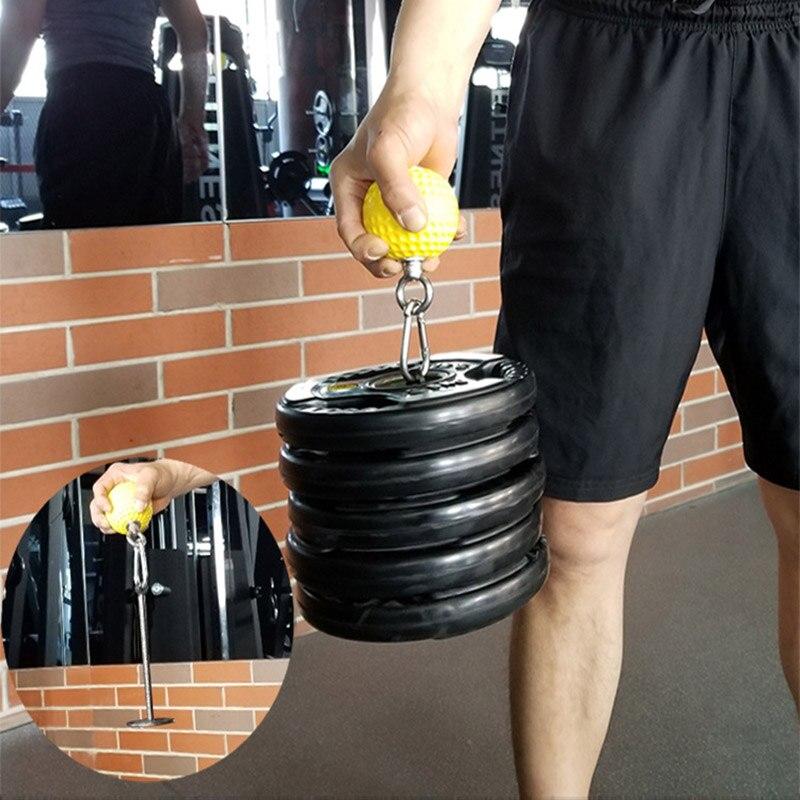 97/72mm Pulso Kits de bola Aperto de Mão Puxar Para Cima O Poder da Força Muscular Do Braço Força De Fitness Bola de Pulso Escalada dedo Treinamento Treino