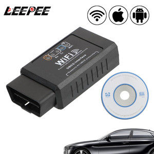 OBD2 ELM327 WIFI Car Detector