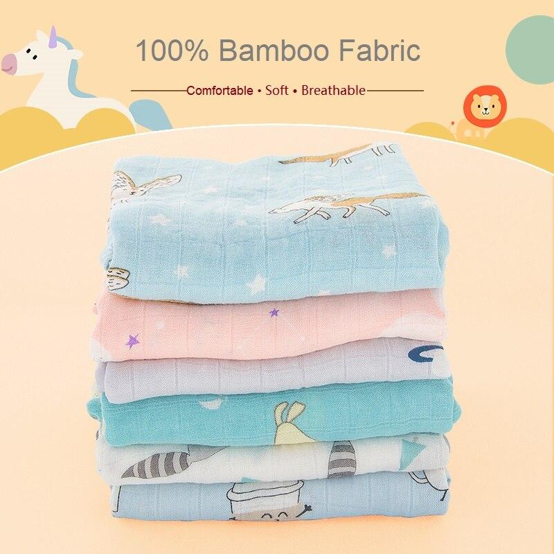 Пеленание Единорог детские одеяла Bebek для обертывания Deken ежемесячный супер бамбук Infantil Дети Новорожденные пушистые мягкие ванны малыша