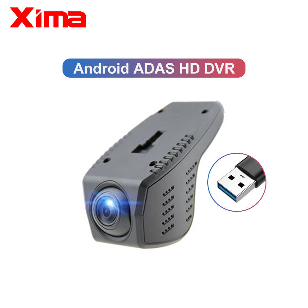 HD1080P Auto Dvr Camera Auto Android Usb Auto Digitale Video Recorder Camcorder Verborgen Nachtzicht Dash Camera Groothoek Griffier