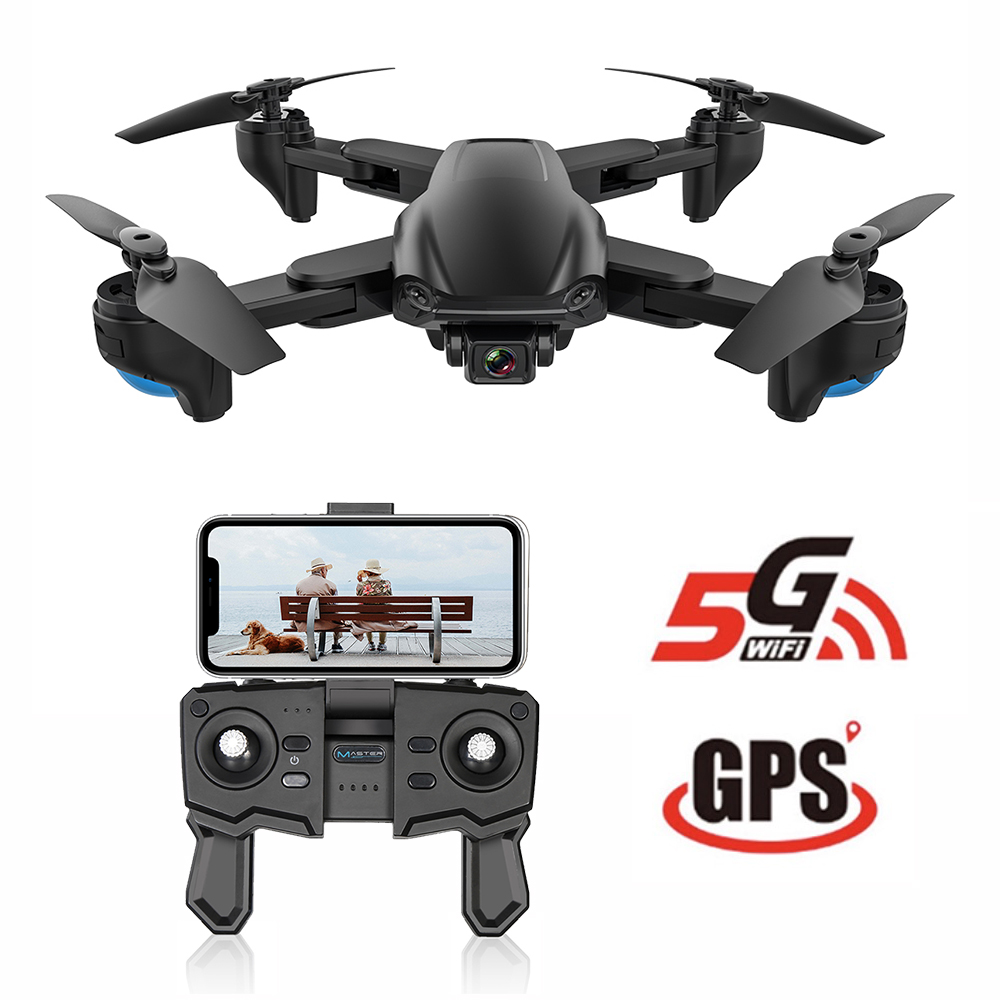 SG701 5K RC Drone 4k GPS Profissional with Camera 15Mins FPV Quadcopter 720P HD Foldable Dron Drone 4K Optical Flow Height Hold