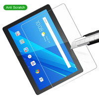 """screen film For Lenovo Tab M10 Tab P10 10.1"""" X605 2019 Tablet Case EVA Shockproof Portable Handle Protective Stand Cover With Screen Film (5)"""