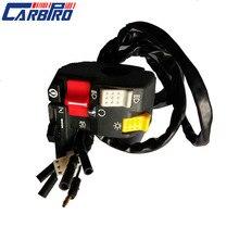 Przełącznik dławika światła dla 1998 2000 Honda TRX 300 TRX300 TRX300FW elektryczne przełączniki startowe