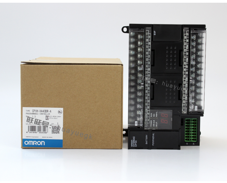 CP1H-X40DT-D CP1H-X40DR-A CP1H-XA40DT-D CP1H-XA40DR-A CP1H-EX40DT-D OMRON PLC