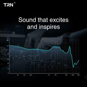 Image 4 - AK TRN ST1 1BA + 1DD Hybrid Metal In Ear auricolare IEM HIFI DJ Monitor Running Sport auricolare Earplug cuffie Headplug BA5/v90
