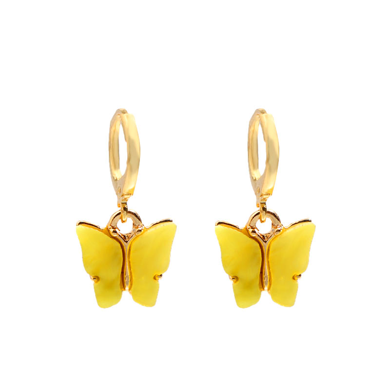 H53a424a4c32442ce84c5d015547bfd56x - Flatfoosie New Fashion Women Butterfly Drop Earrings Animal Sweet Colorful Acrylic Earrings 2019 Statement Girls Party Jewelry