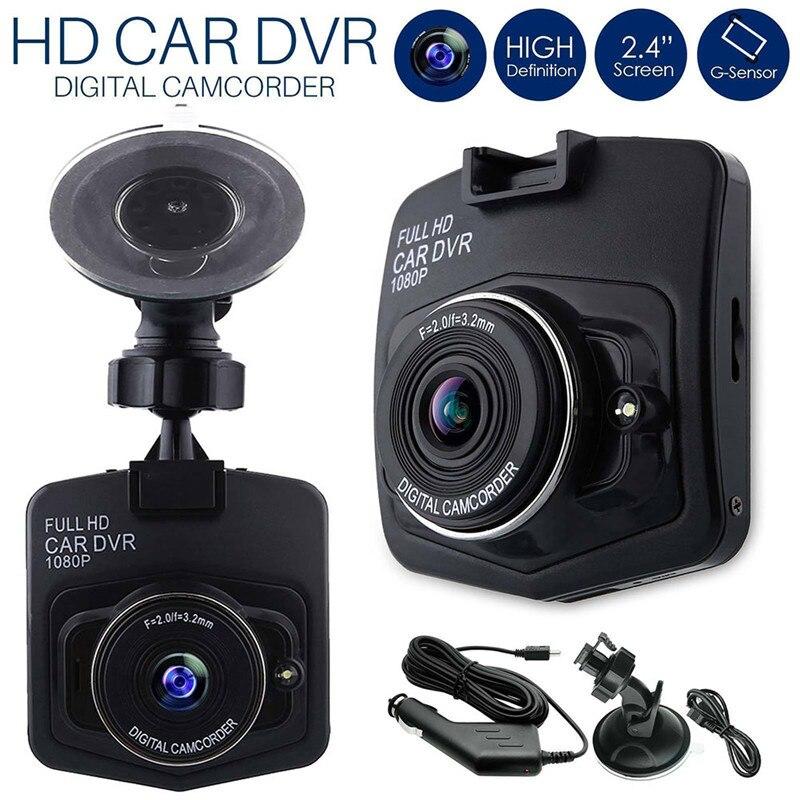 Новый высококачественный Улучшенный видеорегистратор HD 2,4 дюймов 720P 12 магических пикселей в автомобиле видеорегистратор USB TF порт G Датчик #...