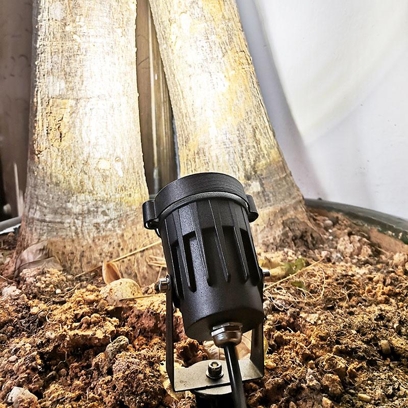 6 uds 7w 10w IP65 LED luz de camino impermeable Led césped paisaje iluminación aluminio jardín lámpara de tierra para Patio pasarela Luz LED de calle 100W 220 V, reflector de pared, luz exterior para jardín, calle, calle, camino, lámpara de inundación IP65 impermeable