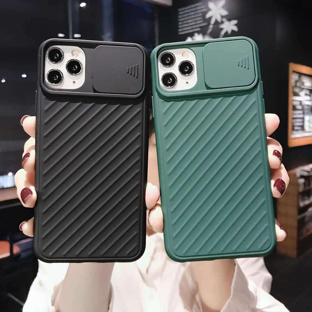 Coque antichoc pour iPhone 12 Mini 11 Pro MAX XS Max X XR 7 8 6 6S Plus SE 2020 couleur unie