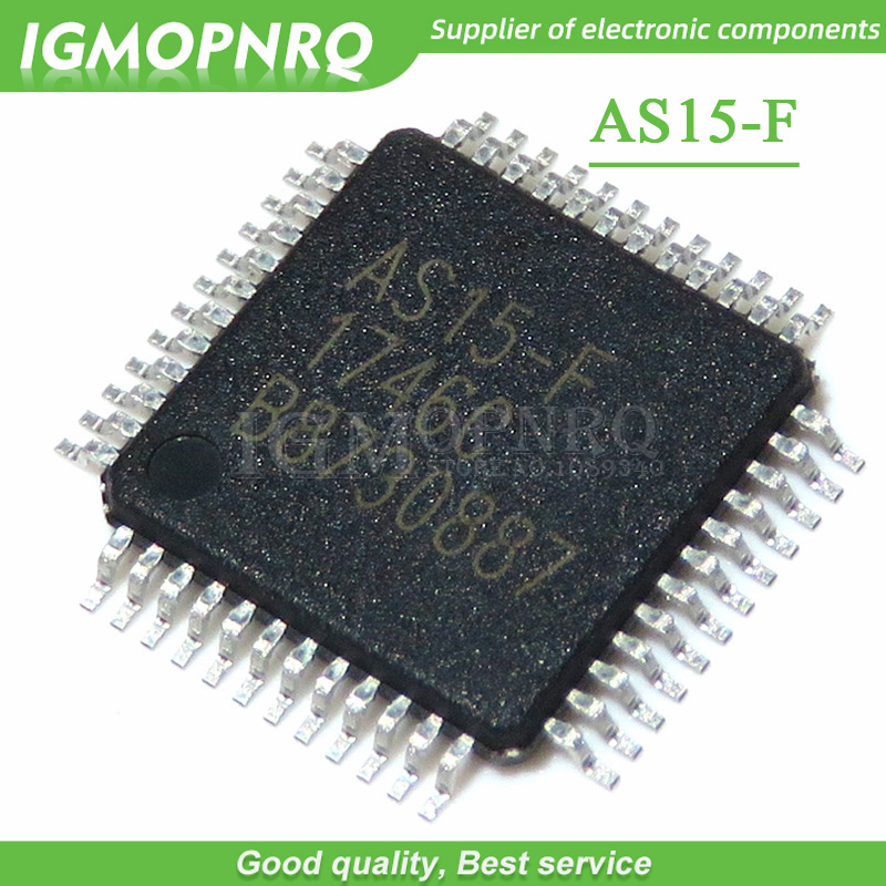 Image 2 - 5PCS free shipping AS15 F AS15 G AS15 HF AS15 HG AS15 U QFP 100% new original quality-in Integrated Circuits from Electronic Components & Supplies