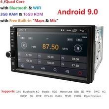 Autoradio Bluetooth RAM 2Din