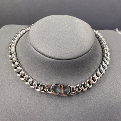 New retro silver color necklace for women European and American personality fashion jewelry Christmas gift free shipping