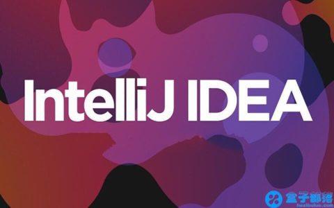 IntelliJ IDEA 2019 功能强大的Java语言开发集成环境