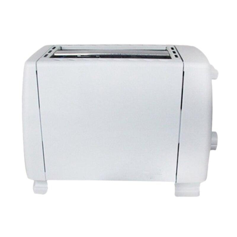 Automatic Bread Toaster Baking Breakfast Machine 750W 5 Gear Stainless Steel 2  Bread Maker Eu Plug