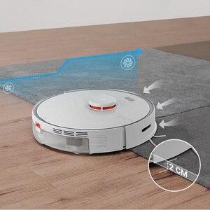 Робот-пылесос Roborock S5 Max, WIFI, автоматическое управление приложением, очистка пыли, стерилизация, интеллектуальная планируемая моющая швабра, обновление S50