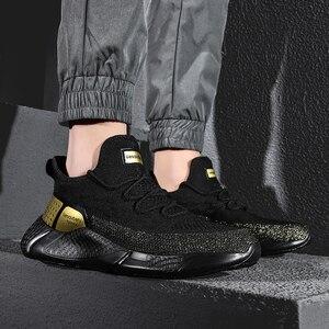 Image 3 - CYYTL Fashion Men comfort Shoes Summer Breathable Sport Sneakers Lightweight Casual Mesh Male Walking Shoe Sportschoenen Heren